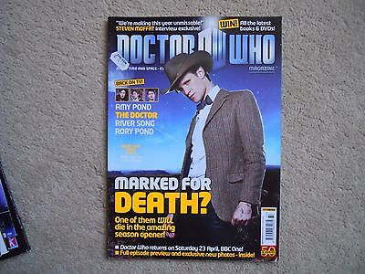 DR WHO MAGAZINE """"""""""""""""""""""""""""""""""""""""""""""""