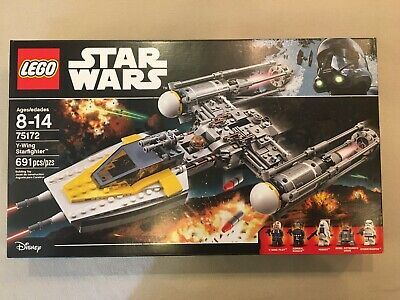 LEGO 75172 - Y-Wing Starfighter - Star Wars - NEW SEALED