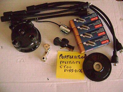 Clark Forklift C500 40 50 55 Y355 D155 D176 Prestolite Ignition Tune Parts Read