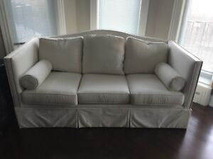 Beautiful White Modern Couches
