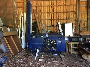 Firewood processor for sale (Price dropped $1000)