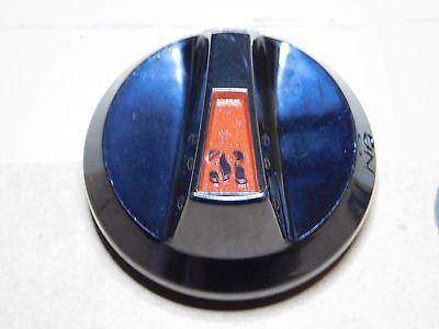 Jade Range 3000010981 Black Phenolic Knob With Set Screw