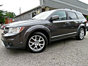 Dodge Journey 2014 R/T AWD -- 7 PASSAGERS - DVD - CUIR --
