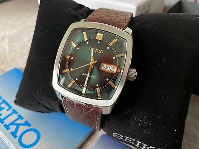 Seiko SNKP27 Vintage Classic NEW FULL BOX/PAPERS