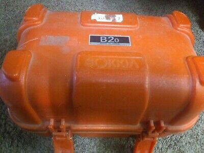 Sokkia Level B20 Level Automatic Level Auto Sight Leveld10323