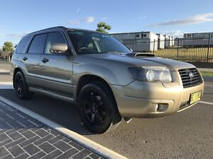 2007 xt forester turbo
