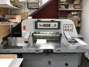"30.5""  Gergek all programable, automatic, Air Cutter  for sale"