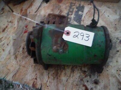 John Deere 3010 4010 Tractor 12 Volt Generator 293
