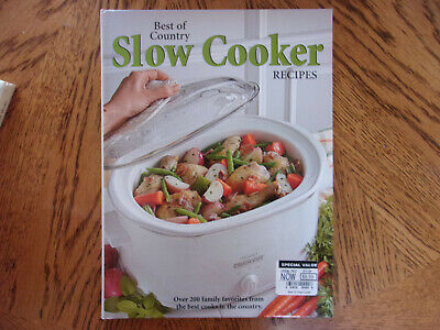 Taste of Home Best of Country Slow Cooker