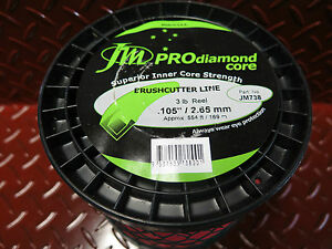 PRO-CORE-high-strength-105-2-7mm-2-65mm-trimmer-line-169m-3Lb-SQUARE