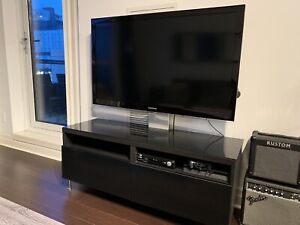 BESTA TV table/cabinet  with Mount