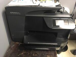 Imprimante couleur HP officejet pro