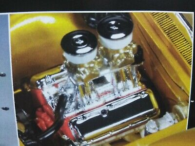 Car Parts - 🌟 396 Drag Engine 1967 Chevy Chevelle 1:25 Scl 1000s Model Car Parts 4 Sale!!