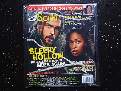 Sci Fi Magazine - Sleepy Hollow ( December 2014 )