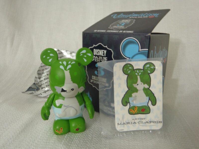 "Disney Vinylmation Park #3 JUNGLE CRUISE Bathing Elephant Pool Mickey 3"" Figure"