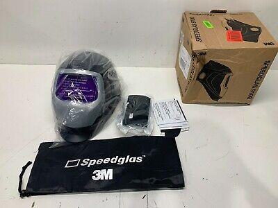 3m Speedglas Welding Helmet 9100 06-0100-10sw With Adf 9100v