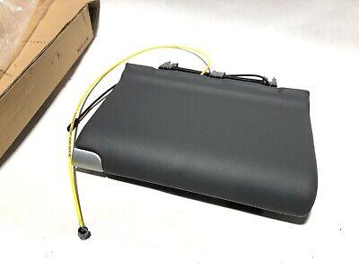Mercedes-Benz R230 SL Deckel Ablage Box Fach Leder Schale links A2308100129