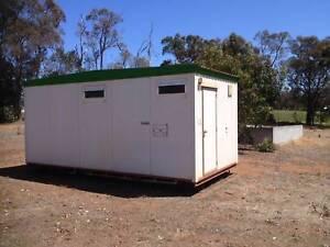 6m X 3m Transportable toilet building Mount Barker Plantagenet Area Preview