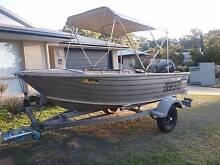 Seajay Angler tinny 3.75m Gladstone Gladstone City Preview