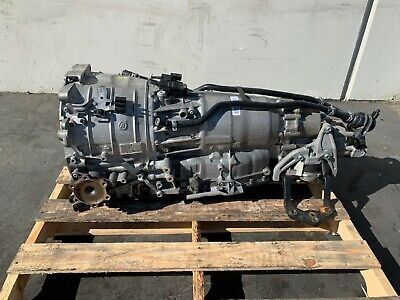 BENTLEY CONTINENTAL GTC GT (04-10) GEAR TRANSMISSION AWD OEM 71K TESTED