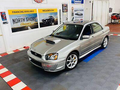 2005 Subaru Impreza WRX STI - SEE VIDEO 2005 Subaru Impreza, Crystal Gray Metallic with 60,586 Miles available now!