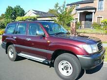 2001 Toyota LandCruiser Wagon Balwyn North Boroondara Area Preview