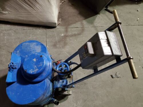 6 Stone Cement/Terrazzo grinder