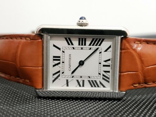 CARTIER TANK SOLO LARGE (AUTHENTIC)