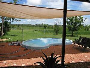 2 Large Rooms, Fully Furnished, Pool, Quiet Rural on 20 Acres. Livingstone Litchfield Area Preview