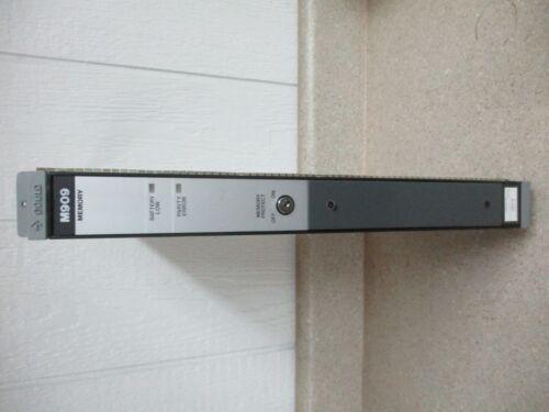 GOULD 5- MODEL:M909 MEMORY MODULE CARD NO:M909-000 REV B #12311025G USED