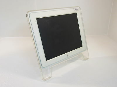Apple 17in Studio Display Monitor LCD White/Grey Designed For Power Mac M7649 for sale  Shipping to India