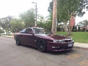 Nissan Silvia S14 200sx Perth Perth City Area Preview