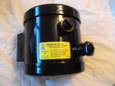 Tank Receiver 65-62003-00 Refrigeration Research Refrigeration Receiver 9052