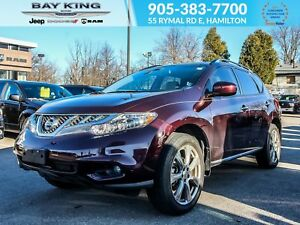 2014 Nissan Murano S, AWD, CVT, SUNROOF, BLUETOOTH, NAV, HEATED