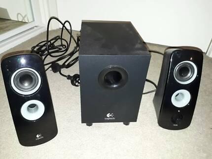 Logitech 2.1 sound system