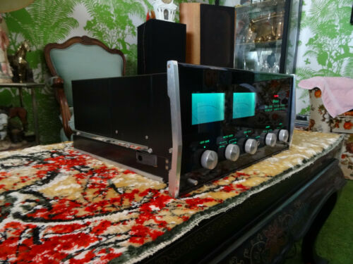 Mcintosh MC2105 Power Amplifier W/ Owner & Service Manual & Receipt, Excellent