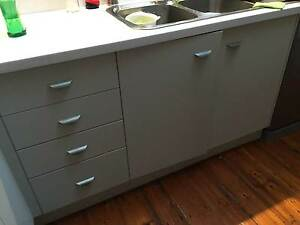 Kitchen - cabinets, oven, sink and benchtop Millswood Unley Area Preview
