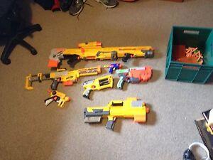 Old nerf guns Lewisham Sorell Area Preview