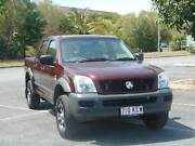 2006 Holden Rodeo DAULCAB EASY FINANCE Westcourt Cairns City Preview