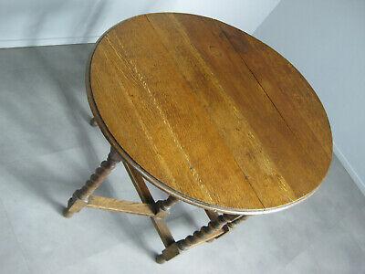 Gateleg Tisch Antik Klapptisch Raumwunder