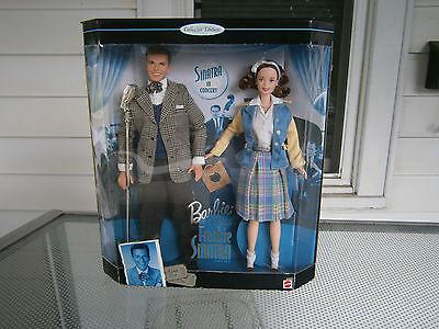 Barbie Frank Sinatra Barbie Loves Frank Sinatra New in the box