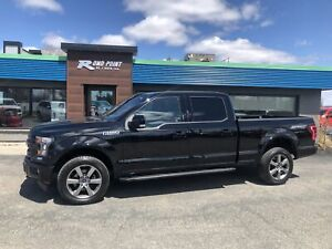 2017 Ford F-150 2017 Ford F-150 - 4WD SuperCrew 157  Lariat
