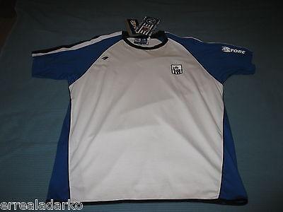 CAMISETA T-SHIRT ENTRENAMIENTO FUTBOL ASTORE REAL SOCIEDAD 2005 2006 TALLA XL