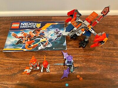 LEGO Nexo Knights Macy's Bot Drop Dragon 70361