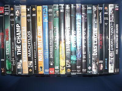 Dark Night Batman (22 x DVD Sammlung u.a. Batman The Dark Night Rises, Hannibal, usw.)