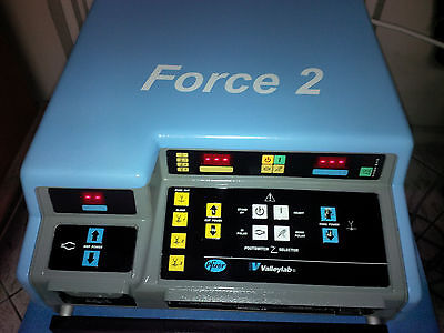Valleylab Electrosurgery Force 2 W Bipolar Footswitches