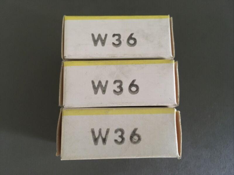 Lot of 3 NEW Allen Bradley W36 Overload Relay Heater Elements