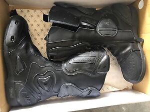 Men's Motorbike Boots Vermont Whitehorse Area Preview