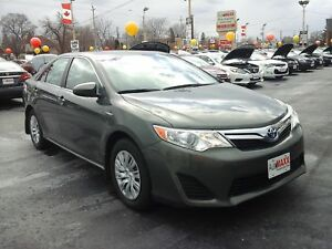 2013 TOYOTA CAMRY LE- BLUETOOTH, SPEED CONTROL, REMOTE KEYLESS E