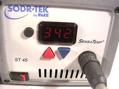 Pace Sodrtek Soldering Station Base Unit Only Tested